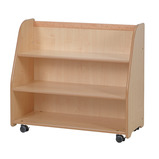 Large Double Sided Trolley