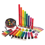 Rainbow Range Musical Instruments Pack