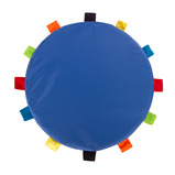 SENSORY TOUCH TAGS CARRY CUSHION 6 PACK