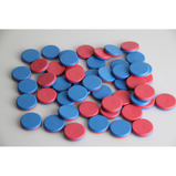 Re-Plastic Two Colour Counters