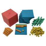 Re-Wood Dienes Base Ten Set