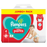 Pampers Baby Dry Nappy Pants