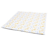 Geo Wipe Clean Antimicrobial Play Mat in Animal Print