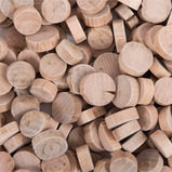 Small Wooden Discs Pack