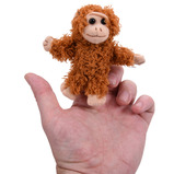 These popular stories will come to life when you use the finger puppets to help tell the story.