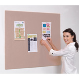 ACCENTS UNFRAMED BOARD H600 X W900MM PURPLE