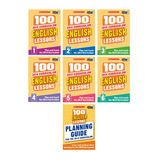 Scholastic 100 English Lessons Set