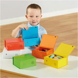 Rainbow Talking Boxes