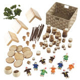FAIRY VILLAGE CONSTRUCTION SET