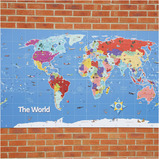 Outdoor World Signboard