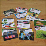 Outdoor Maths Problem Solving Cards Multi Pack