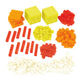 Singapore Colours Plastic Snap Cubes