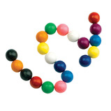 MAGNETIC MARBLES COLOUR PACK OF 20