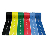 ASSORTED PACK OF 6 CARD BORDER ROLLS