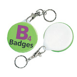 Fridge Magnet and Keyring Pack