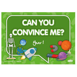 Can You Convince Me? Activity Cards