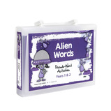 Pseudo Words Activity Cards A5