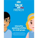 Talking French Box of Activities