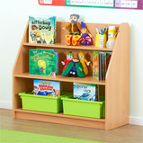 Valencia Open Shelving Unit