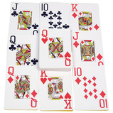 Large Graphic Playing Cards