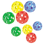 Perforated Balls