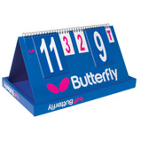 Butterfly Table Tennis Scorer