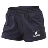 Gilbert Navy Blue Bok 7s Shorts