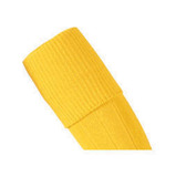 Prostar Yellow Mercury Plain Socks