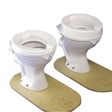 Prima Raised Toilet Seats