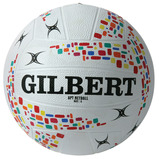 Gilbert APT Training Netballs