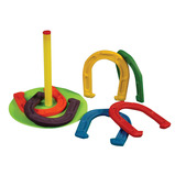 RUBBER HORSESHOES EACH