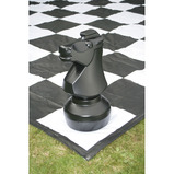 GIANT CHESS/DRAUGHTS MAT