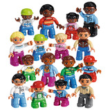 LEGO® DUPLO® World People Set