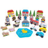 BIG DEAL Trains & Accessories Set