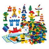 LEGO BRICKS SET 9384