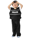 POLICE OFFICER 3/5 YEARS