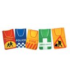 TABARDS SET OF 5