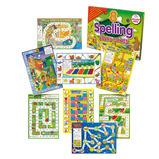 8 Spelling Board Games Level 1