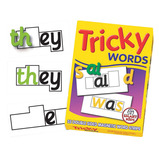 Tricky Words Magnetic Word Strips