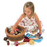 Playscope Treasure Basket Starter Set