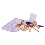 TREASURE BASKET TOP-UP SET BRUSHES
