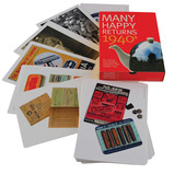 Many Happy Returns 1940s Reminiscence Cards