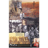 Poets of the First World War Wallchart