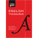 COLLINS GEM THESAURUS A-Z