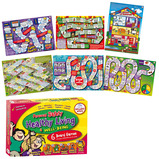 Personal Safety & Well-Being Board Games Set