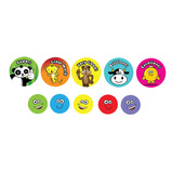 Animals and Smiles Stickers