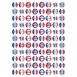 A5 FRENCH COMPILATION STICKERS PK440