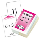 Addition Level 1 Chute Cards