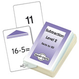 SUBSTRACTIONS FACTS LV2 CHUTE CARDS