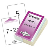 SUBTRACTIONS FACTS CHUTE CARDS